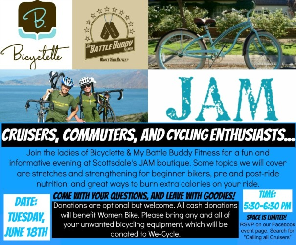 Calling all Cruisers, Commuters, and Cycling Enthusiasts